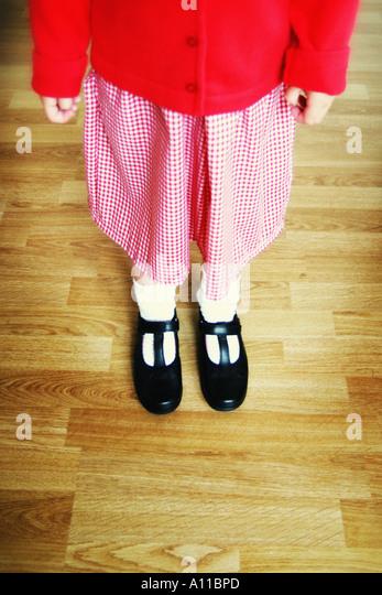 school child - Stock Image