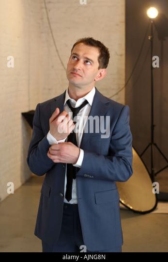 Konstantin Khabensky russian actor - Stock-Bilder