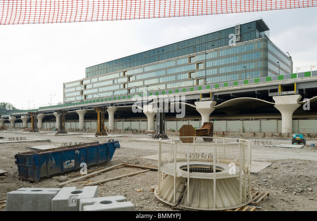 Paris, Gare de l'Austerlitz - Stock Image