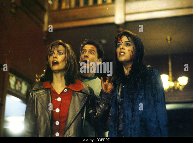 SCREAM  1996 Buena Vista film - Stock-Bilder
