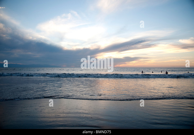 Puerto Vallarta, Mexico; Seascape - Stock Image
