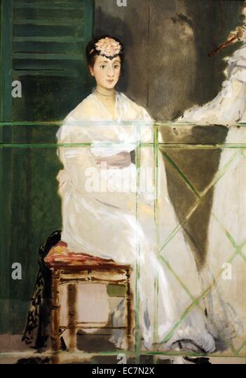 an analysis of the painting mademoiselle b by edouard manet Edouard manet oil paintings reproductions hign quality edouard manet oil painting reproductions on artclon mademoiselle in the costume of an espada 1862.