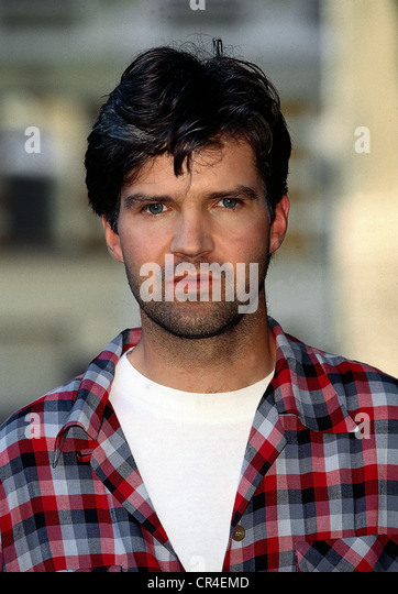 Cole, Lloyd, * 31.1.1961, US singer, portrait, circa 1995, beard, - Stock Image