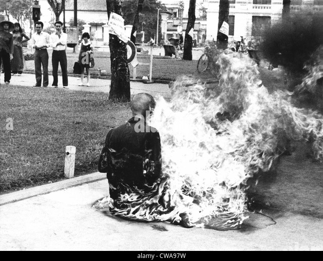 buddhist riot of 1963 Four years earlier, another anti-muslim riot broke out in mandalay during the worship of a buddha statue at the maha myatmuni pagoda in that that was certainly true in 1963 when a buddhist monk named thich quang duc immolated himself in downtown saigon to protest a crackdown on buddhism.