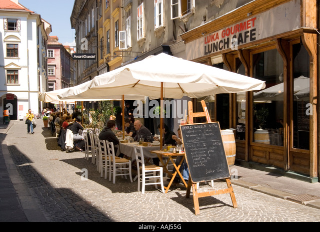 Cafe Romeo Ljubljana Menu