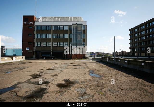 Richmond Multi Storey Car Park