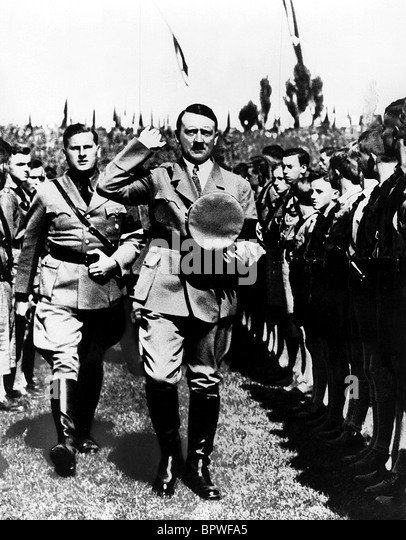 the life of adolf hitler the leader of the nazi party Adolf hitler was an austrian-born german politician and the leader of the nazi party he was chancellor of germany from 1933 to 1945 and dictator of nazi germany from 1934 to 1945 hitler was at the centre of nazi germany, world war ii in europe, and the holocaust.