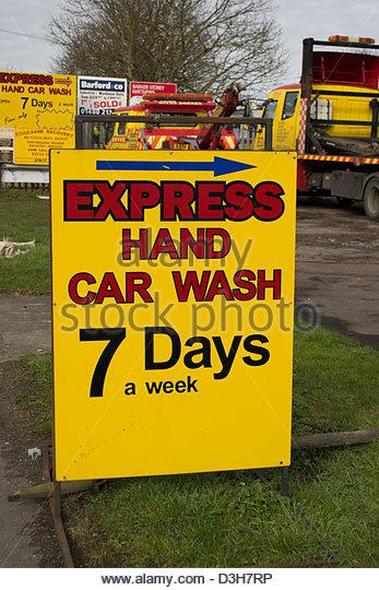 Hand Car Wash St Albans