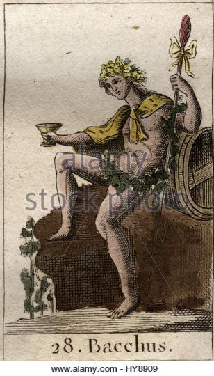 Dionysos Bacchus Stock Photos Amp Dionysos Bacchus Stock