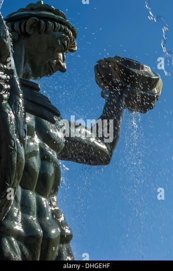 Poseidon greek statue stock photos poseidon greek statue stock images alamy - Poseidon statue greece ...