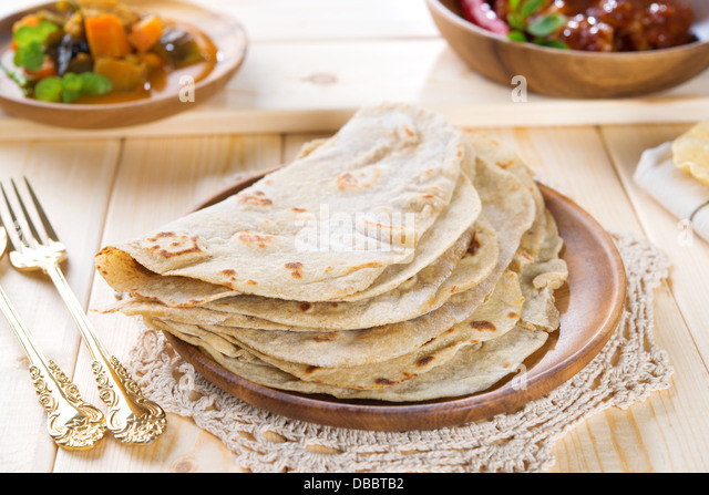 how to make chapati bread