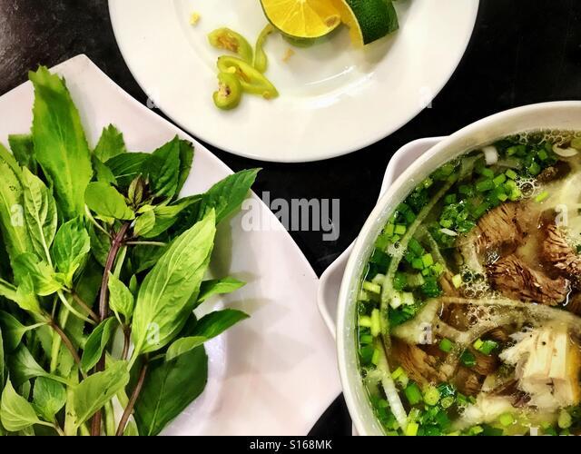 Vietnamese food - Stock-Bilder