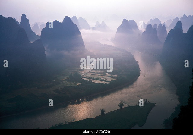 Guilin China - Stock Image