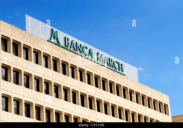 Banca stock photos banca stock images alamy for Oficinas banca march palma