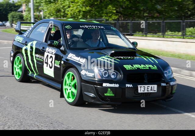 Rally Car Subaru Impreza Wrx Stock Photos Amp Rally Car