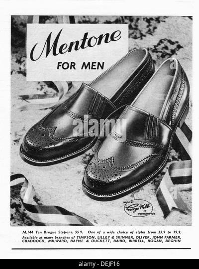 Alamy Mens Dress Shoes
