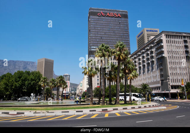 Absa forex branches cape town