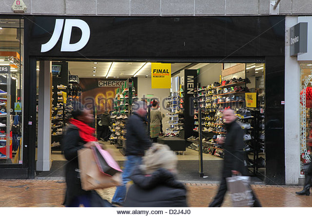 Sports Shoe Shops In Edinburgh