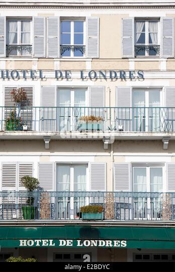 Hotel De Londres Fontainebleau