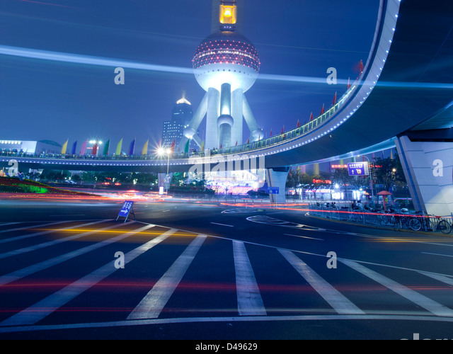China Bus Elevated Stock Photos Amp China Bus Elevated Stock