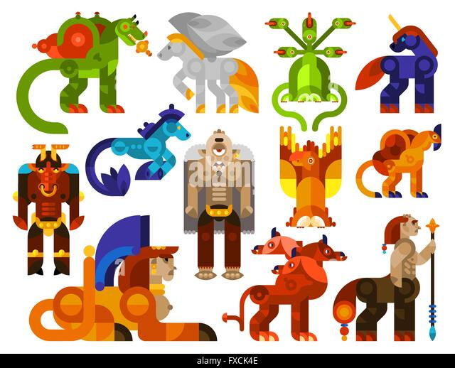 clip art mythical animals - photo #3