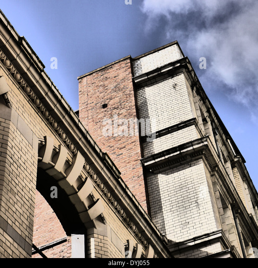 Abandoned Buildings Newcastle Uk: Semi Derelict Stock Photos & Semi Derelict Stock Images