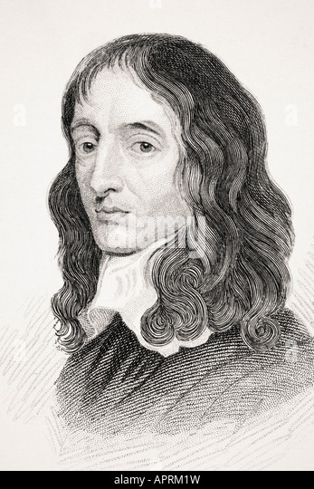 John Selden 1584 1654 Legal antiquarian Orientalist and politician - Stock-Bilder