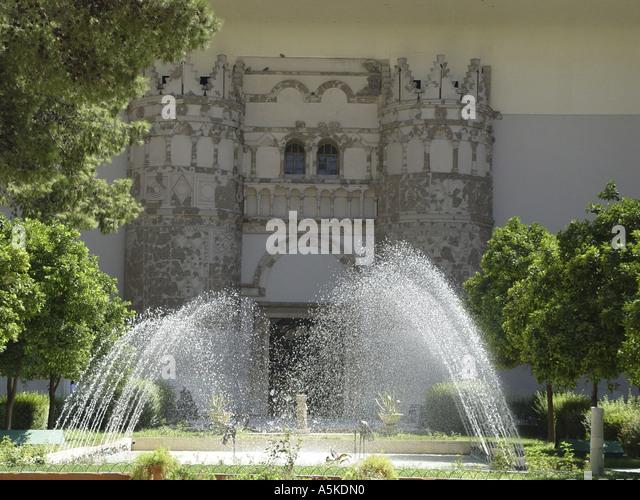 Museum in damascus - Stock Image