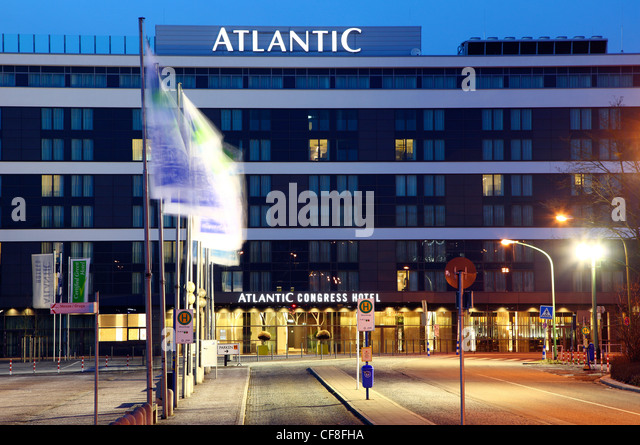 Atlantic congress hotel messe hotel stock photos for Design hotel essen
