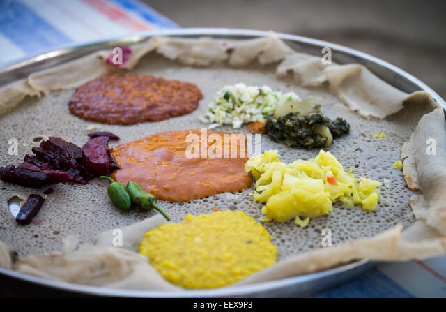 Ethiopian food stock photos ethiopian food stock images for Authentic ethiopian cuisine
