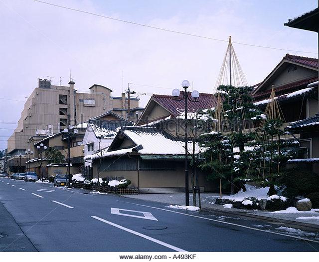 Awara Japan  city photos gallery : Winter Awara onsen hot spring resort Awara Fukui Japan House Japanese ...