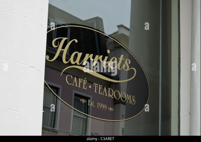 Harriet S Tea Room Bury St Edmunds