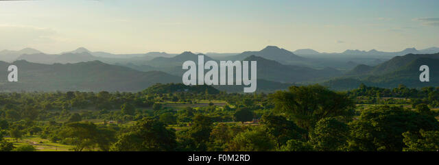 Countryside, Zimbabwe, Africa - Stock Image