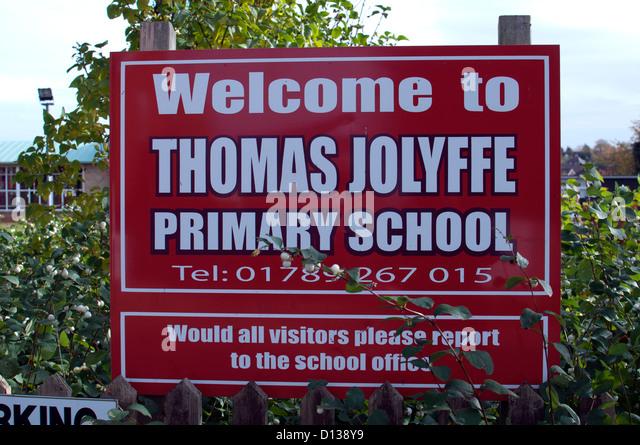 Stratford-upon-avon primary school