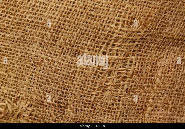 Close-up of a sack - Stock-Bilder