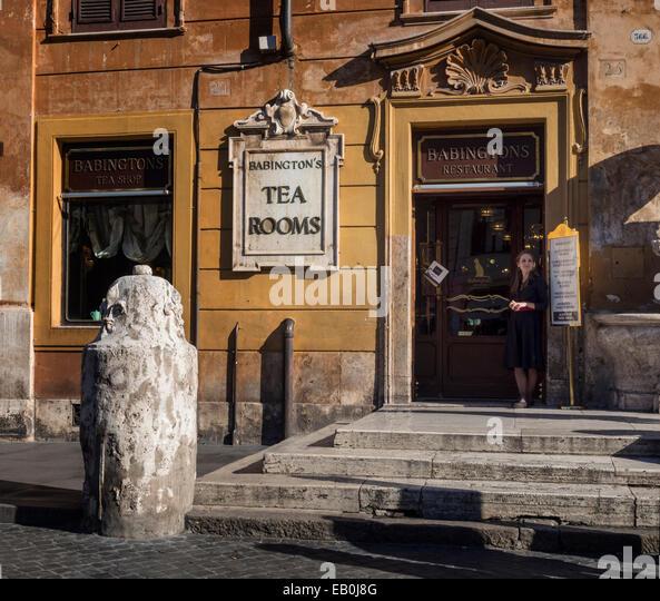 Babington S Tea Rooms Roma