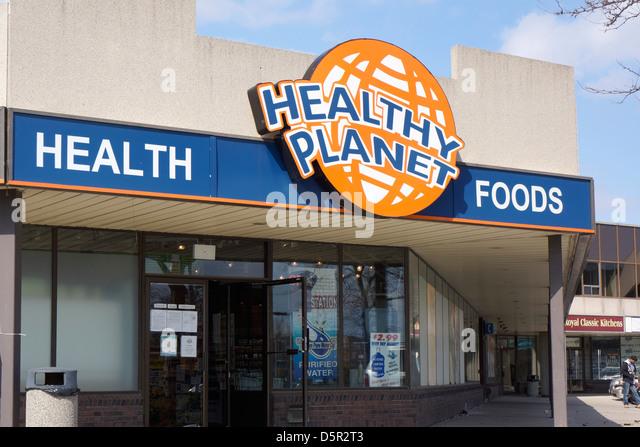 London Health Food Stores Ontario