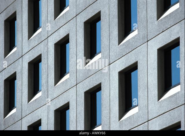 Building's facade, close-up - Stock-Bilder