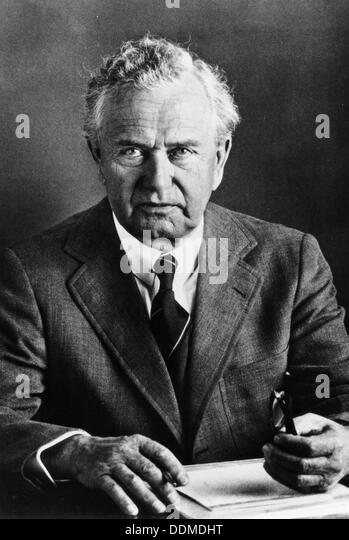 Dr Ferdinand Porsche. - Stock Image