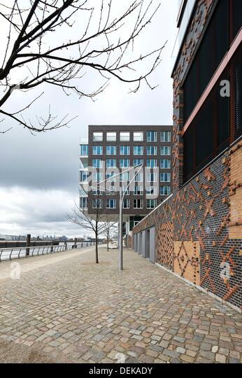 Grasbrookhafen stock photos grasbrookhafen stock images for Moderne architektur hamburg