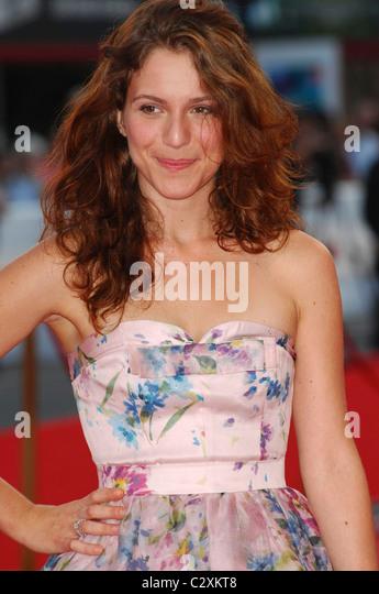 Isabella Ragonese 65th Venice Film Festival - Day 7 - 'Nuit de chien' - premiere Venice, Italy - 02.09.08 - Stock Image