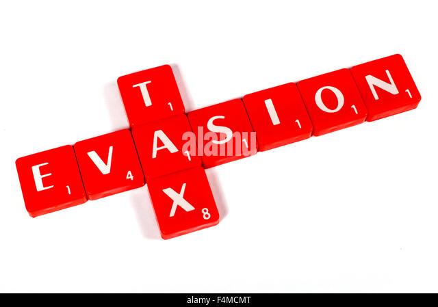 Tax Avoidance Versus Tax Evasion&nbspEssay