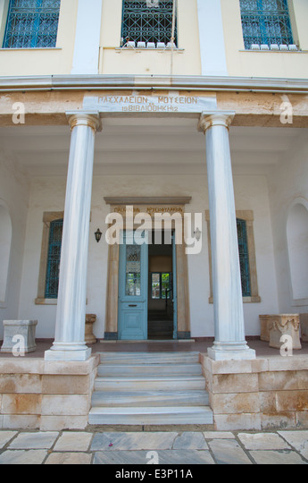 Samos Museum Stock Photos & Samos Museum Stock Images - Alamy