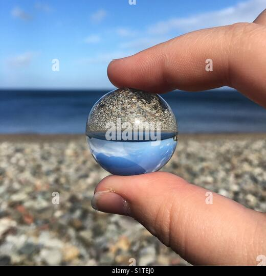 Life is all about perspective - Stock Image