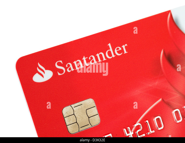Bank santander stock photos bank santander stock images - Cad santander ...
