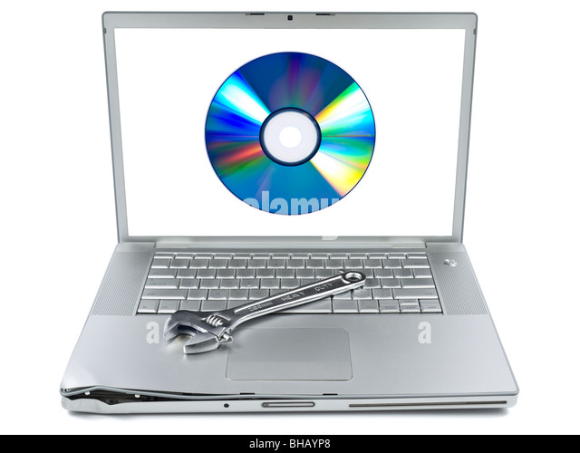 how to fix a damaged laptop screen