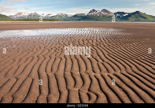 Katmai National Park, Alaska, U.S.A. - Stock Image