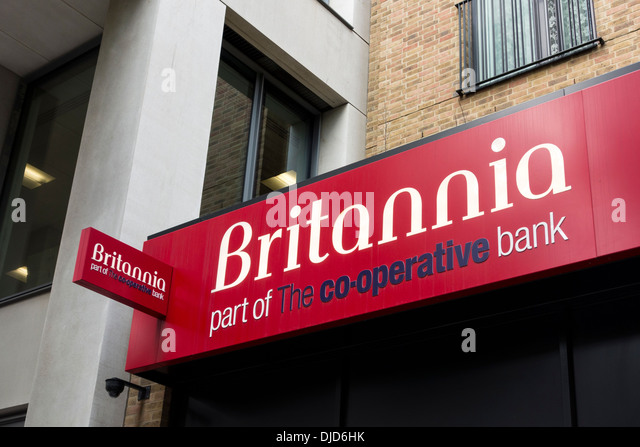 Cooperative Britannia Building Society