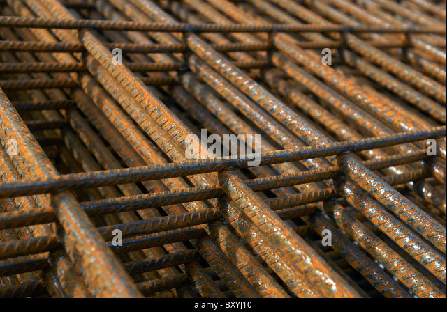 Concrete Reinforcing Steel Detailing : Reinforcement bar stock photos
