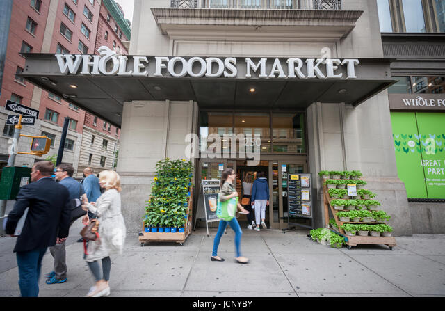 Whole Foods Upper East Side